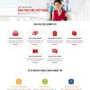 Thiết kế website dịch vụ kế toán tại Quảng Ngãi