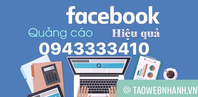 Dịch vụ quảng cáo facebook tại Quảng Ngãi